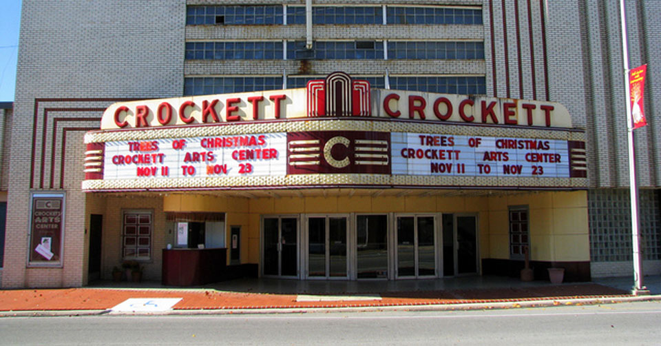 Crockett Theatre