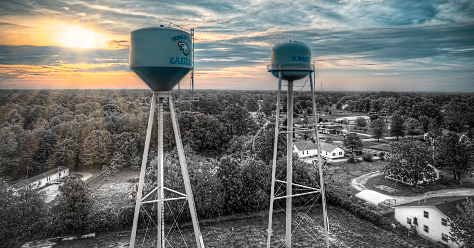 Water Tanks in Lawrence County